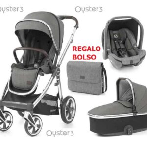 Oyster 3 el mejor carro 2019 pack personalizables