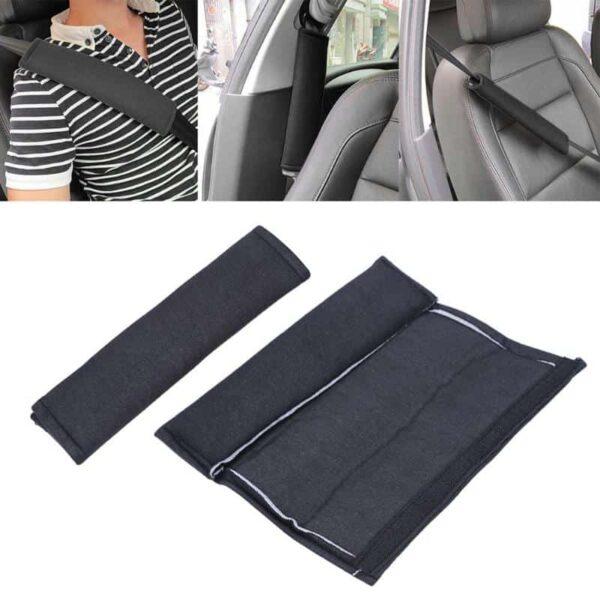 protector cinturon coche seguridad