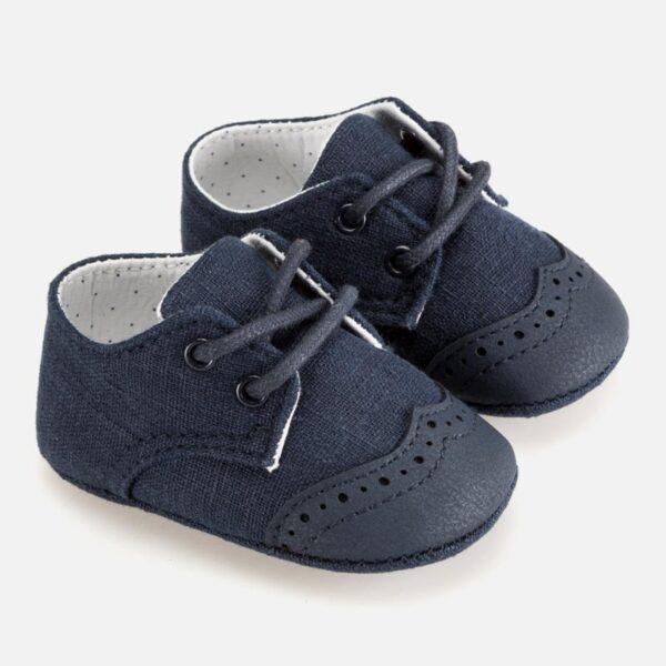 Zapatos vestir recien nacido mayoral