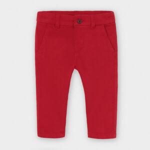 pantalon chino basico cherry bebe Mayoral